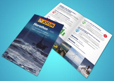 Jotun Paints Norway marathon offshore coating brochure