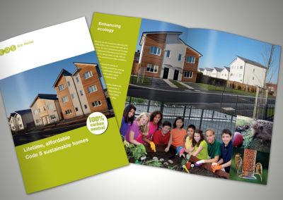 KMS eco home brochure